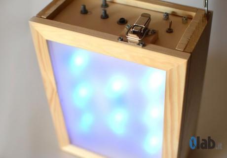 Lampada analogica comandata da ArduinoLampada analogica comandata da Arduino