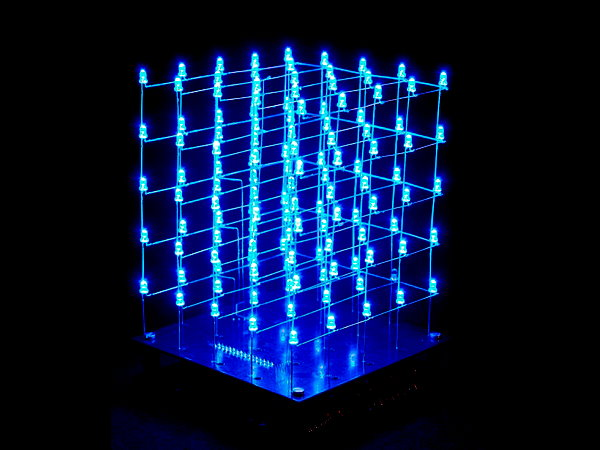 Cubo led Arduino 0lab