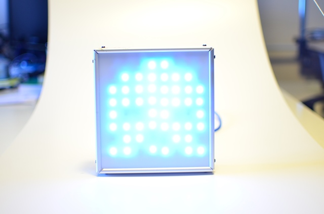 Pix rgb led matrix by 0lab