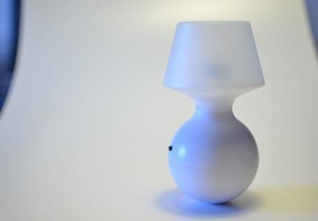 IKEA HACK - Kryssare lampada touch