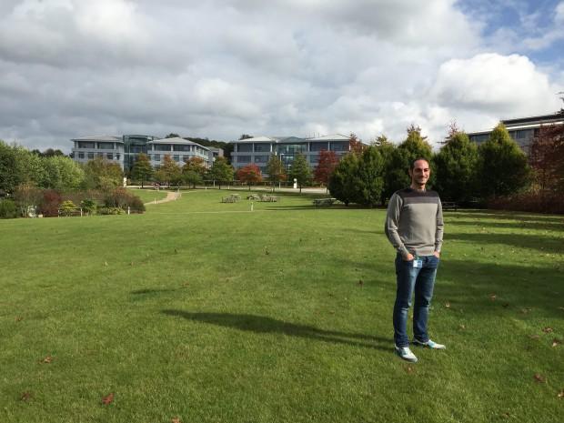 Matteo Leonetti alla Microsoft