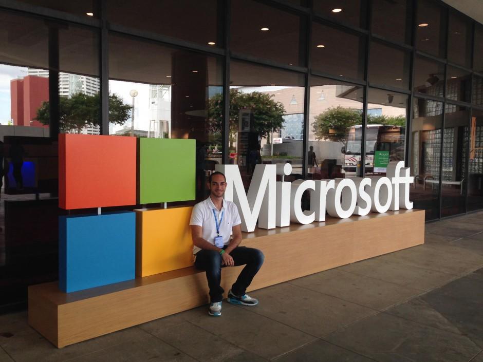 Matteo Leonetti in Microsoft