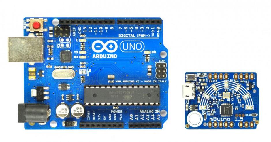 mBuino Arduino