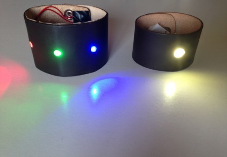 Wearable 0lab neopixel