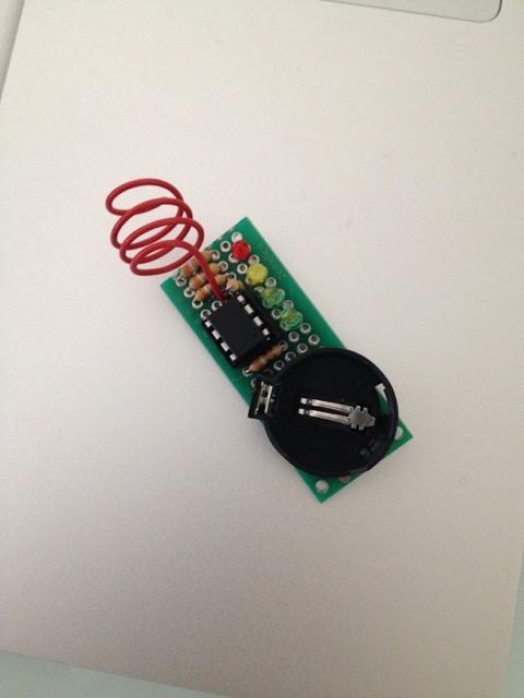 EMF Detector Attiny85